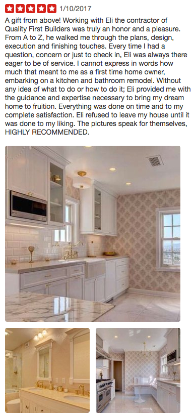 Home Remodeling Renovations Contractor Sherman Oaks