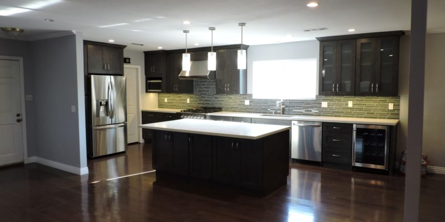 Kitchen Remodeling Contractor Woodland Hills, CA | Before & After
