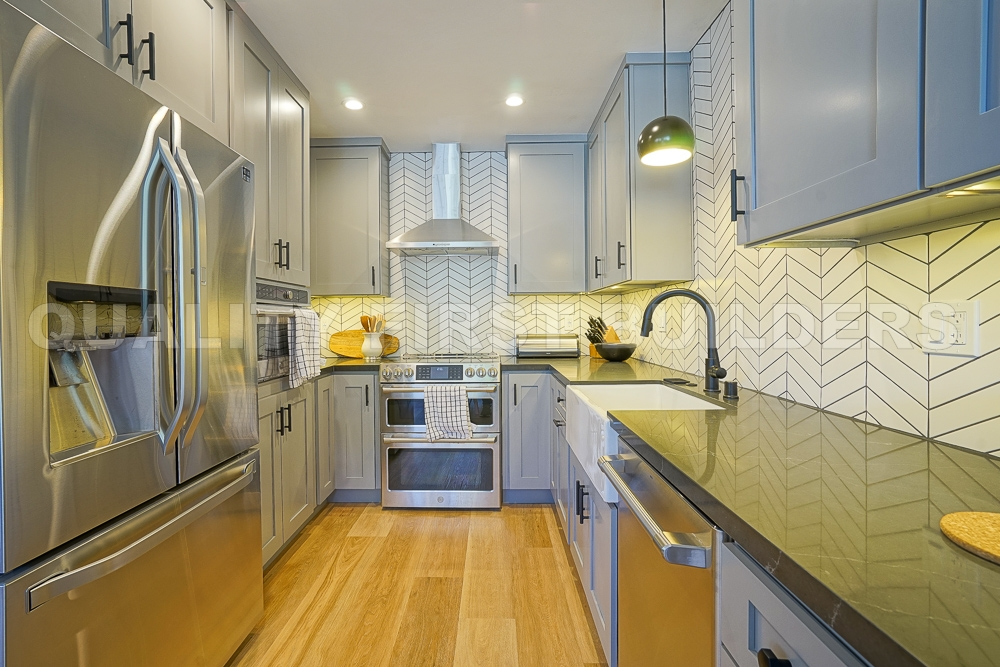 Kitchen Remodeling Quality First Builders General