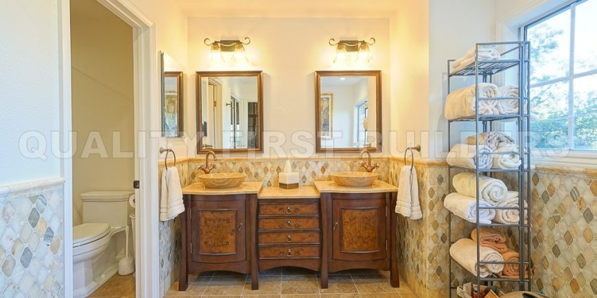 WOODLAND HILLS BATHROOM REMODEL - Quality First Builders ...